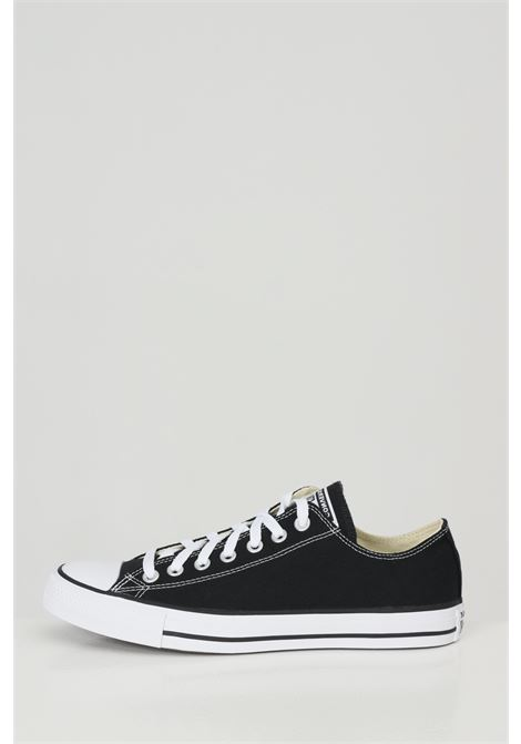Black unisex chuck taylor all star sneakers basic model converse CONVERSE | Sneakers | M9166C.