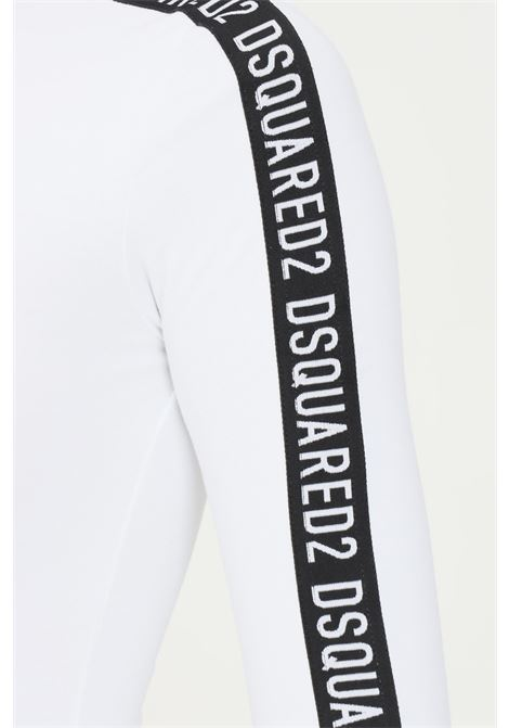 White body by dsquared2 with logo bands DSQUARED2   Body   D8F113720110