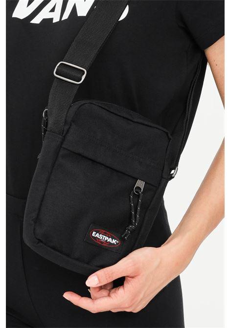 Black unisex bag with adjustable shoulder strap by eastpak EASTPAK | Bag | EK00004500810081