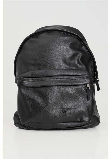 Black unisex backpack with adjustable shoulder straps by eastpak EASTPAK | Backpack | EK000620I991I991