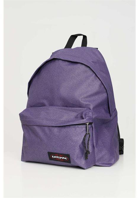 Violet women's padded pakr backpack with glitter eastpak EASTPAK | Backpack | EK000620K261K261