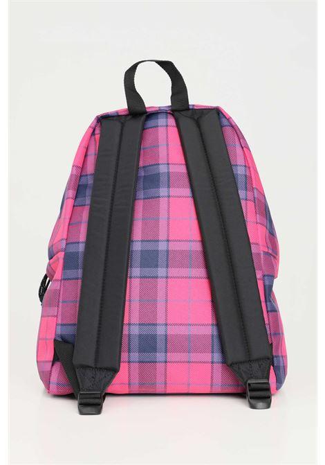 Women's padded pak checked backpack by eastpak EASTPAK | Backpack | EK000620K391K391