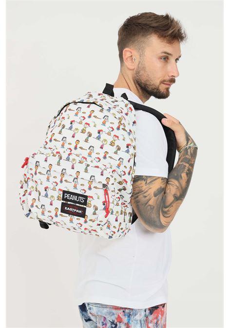 White unisex padded pakr peanuts backpack eastpack EASTPAK | Backpack | EK000620K561K561