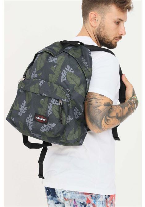 Green unisex padded pakr brize forest backpack eastpack EASTPAK | Backpack | EK000620K801K801