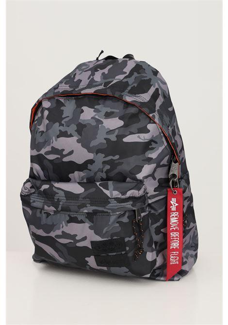 Camou unisex backpack by eastpak with military print EASTPAK | Backpack | EK000620L351L351
