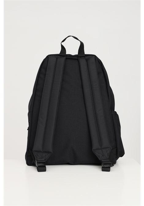 Black unisex backpack with contrasting eastpak logo EASTPAK | Backpack | EK0A5B7400810081
