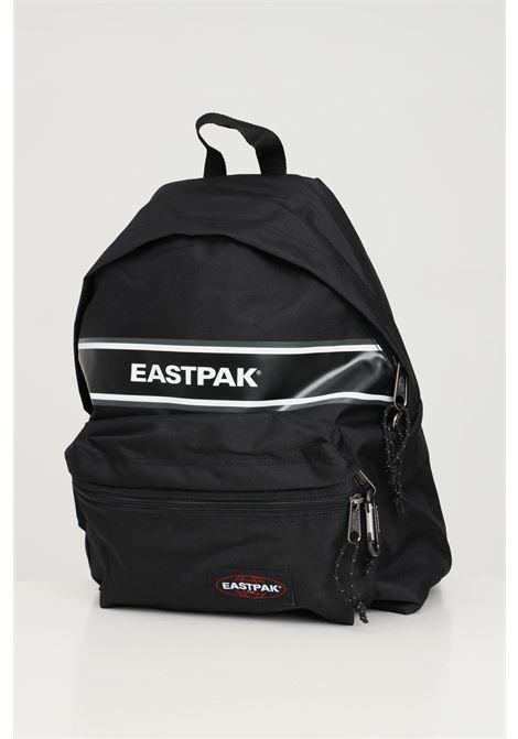 Black unisex padded zipplr backpack eastpak EASTPAK | Backpack | EK0A5B74K491K491