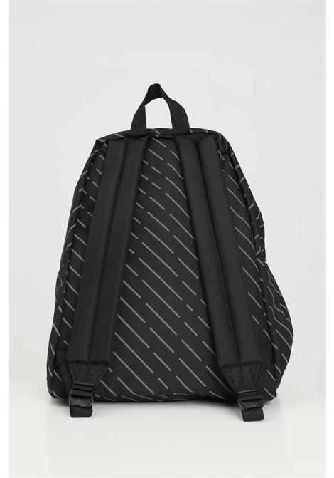 Black unisex backpack with allover print eastpak EASTPAK | Backpack | EK0A5B74L251L251