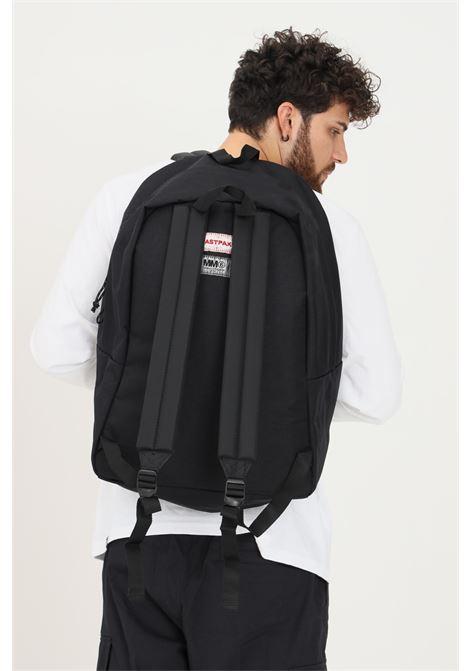 Black unisex backpack by eastpak with maison margiela collab EASTPAK  X MM6 MARGIELA | Backpack | EK0A5BAWQ761Q761