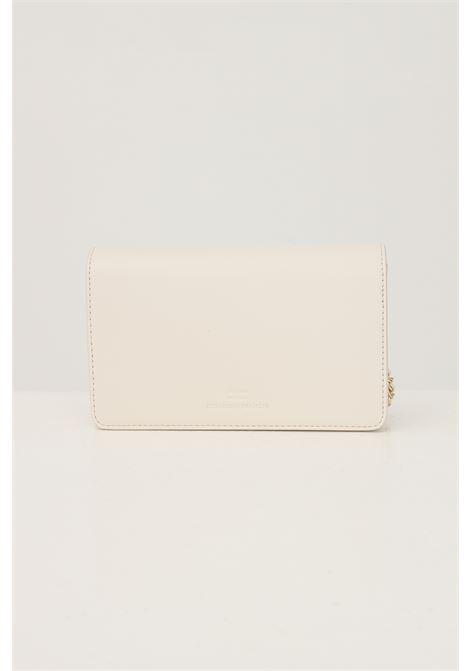 Butter women's bag by elisabetta franchi with shoulder strap and gold clamp ELISABETTA FRANCHI | Bag | BS25A16E2193