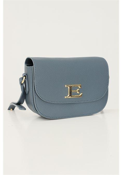 Light blue women's bag by ermanno scervino with adjustable fixed shoulder strap Ermanno scervino | Bag | 12401227189
