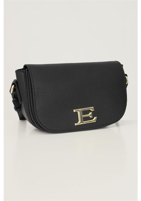 Black women's bag by ermanno scervino with adjustable fixed shoulder strap Ermanno scervino | Bag | 12401227293