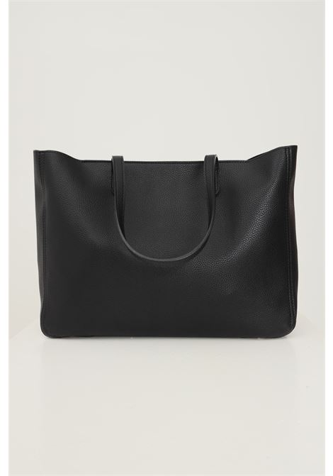 Black women's bag by ermanno scervino with fixed handles Ermanno scervino | Bag | 12401235293