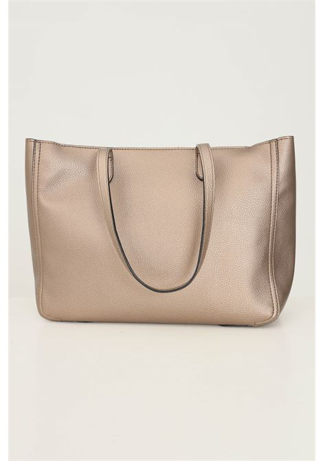 Bronze women's bag by ermanno scervino with fixed handles Ermanno scervino | Bag | 124012362257