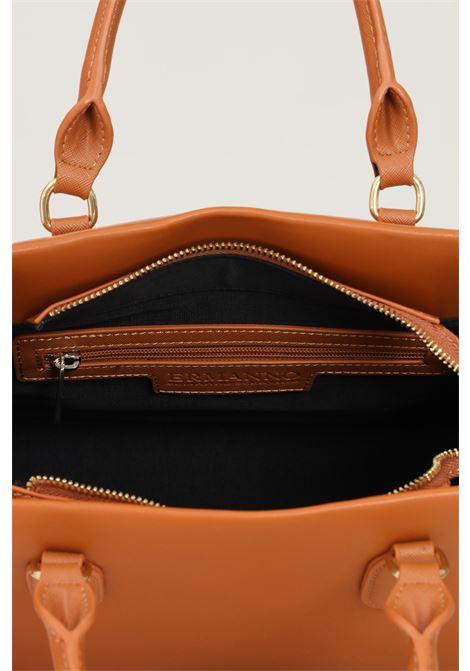 Cowhide women's bag by ermanno scervino with removable fabric shoulder strap Ermanno scervino | Bag | 124012792244
