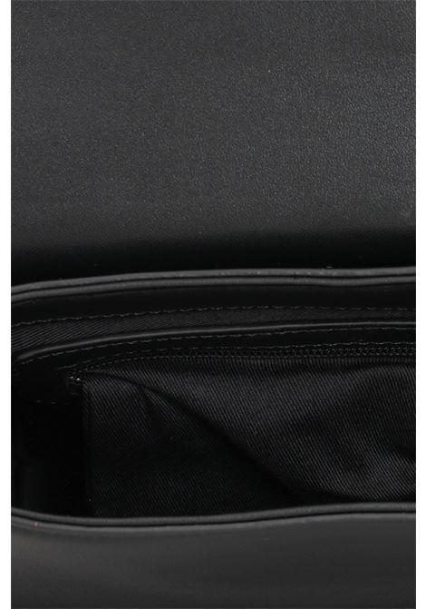 Black women's bag by ermanno scervino with double shoulder strap included Ermanno scervino | Bag | 12401291293