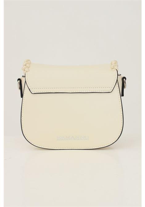 Cream women's bag by ermanno scervino with adjustable and removable shoulder strap Ermanno scervino | Bag | 124012922609
