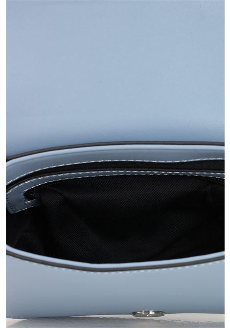 Light blue women's bag by ermanno scervino with adjustable and removable shoulder strap Ermanno scervino | Bag | 12401292294