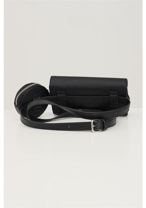 Marsupio donna nero gaelle paris con mini portafoglio GAELLE   Marsupi   GBDA2610NERO