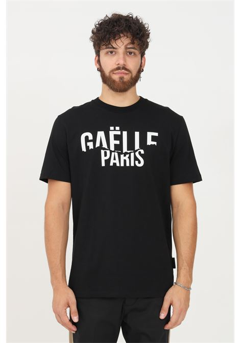 T-shirt uomo nero gaelle a manica corta GAELLE | T-shirt | GBU4950NERO