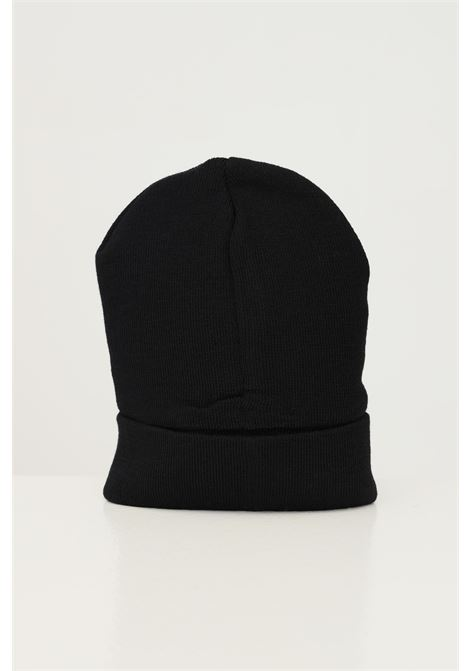 Black unisex hat by hinnominate with front logo embroidery HINNOMINATE | Hat | HNACA01NERO