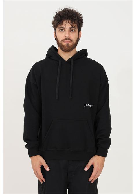 Black men's hoodie by hinnominate HINNOMINATE | Sweatshirt | HNMSFC01NERO