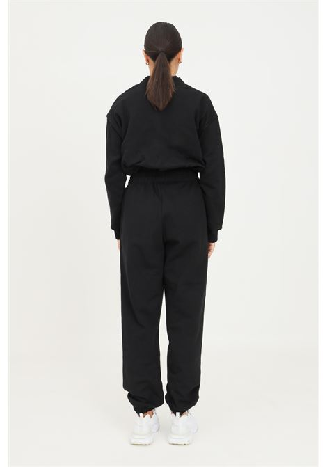 Black women's trousers by hinnominate, causal model with high waist HINNOMINATE | Pants | HNWSP32NERO
