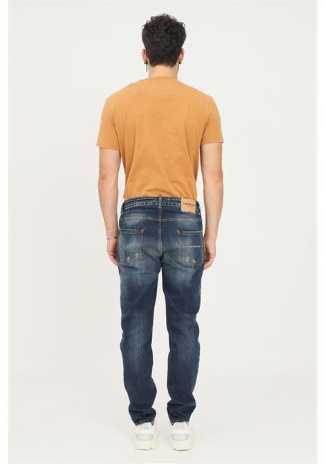 Jeans uomo i'm brian modello 5 tasche basic con bottoni I'M BRIAN | Jeans | MIRKO L1708LAV1708