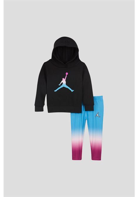 Newborn set by jordan with hoodie and leggings JORDAN | Kit | 15A951P1G