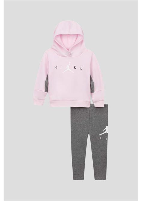 Pink newborn outfit by jordan JORDAN | Suit | 15A952GEH