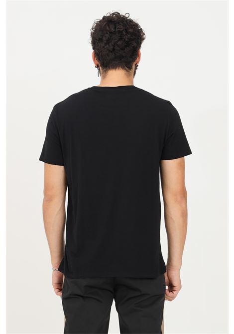 T-shirt uomo nero just cavalli a manica corta JUST CAVALLI   T-shirt   S03GC0638900