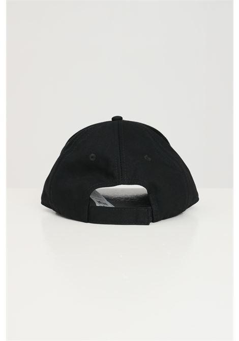 Black unisex cap with front logo just cavalli JUST CAVALLI | Hat | S03TC0046900