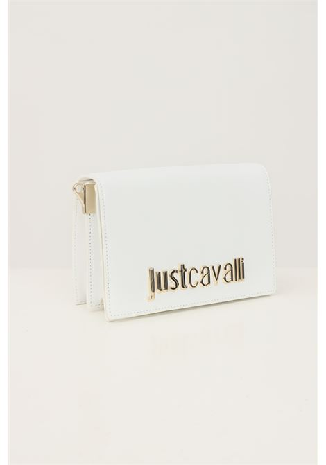 White women's bag by just cavalli with removable and adjustable shoulder strap JUST CAVALLI | Bag | S11WG0216100