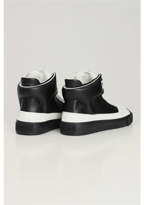 Two-tone men's sneakers boot model just cavalli JUST CAVALLI | Sneakers | S12WS0183968