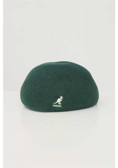 Green men's hat by kangol with contrasting logo on the back KANGOL | Hat | K0875FADG301