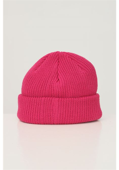 Fucshia unisex hat by kangol with front logo embroidery in contrast KANGOL | Hat | K3454EP600