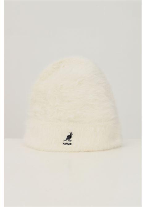 Cream unisex kangol furgora cuff beanie hat KANGOL | Hat | K3523IV105