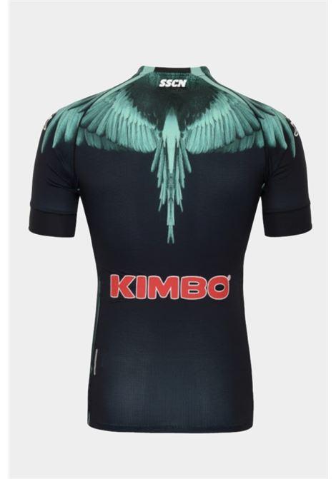 T-shirt uomo nero kappa burlon sport KAPPA BURLON COLLECTION | T-shirt | 36154ZWA00