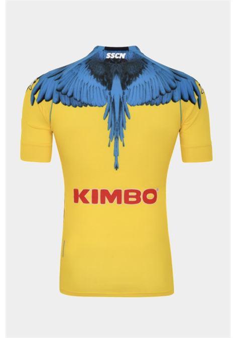 T-shirt uomo giallo kappa burlon sport KAPPA BURLON COLLECTION | T-shirt | 371815WA04
