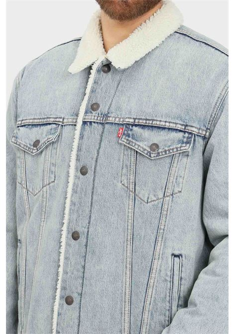 Denim type sherpa trucker stonebridge jacket by levi's LEVI'S | Jacket | 16365-00700070
