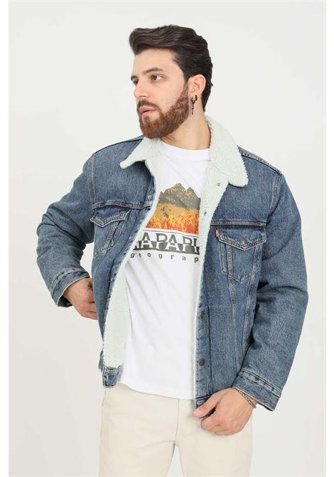 Men's type III sherpa jacket by levi's LEVI'S | Jacket | 16365-01280128