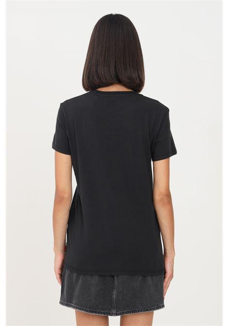 T-shirt donna nero levi's a manica corta modello basic LEVI'S | T-shirt | 17369-12501250