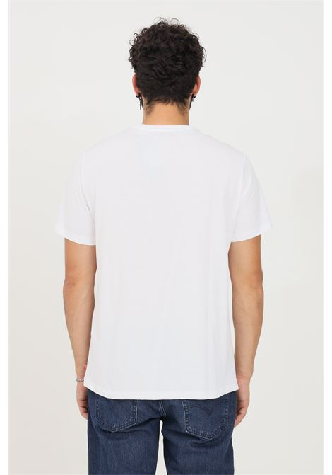 White logo tee t-shirt with front print, short sleeve. Levi's  LEVI'S   T-shirt   17783-01400140