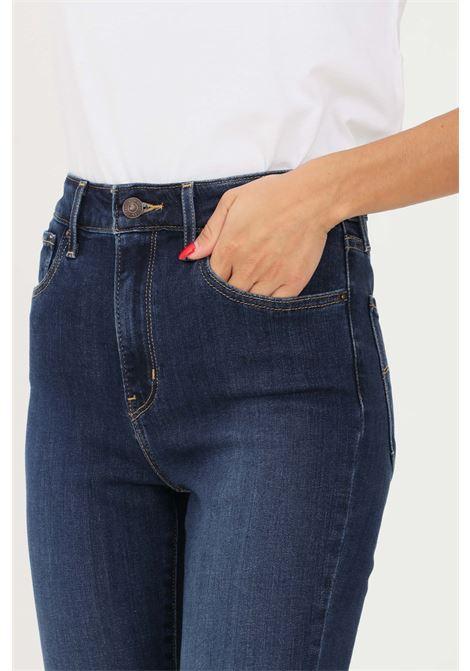 Blue women's jeans by levi's classic model LEVI'S   Jeans   18882-04340434