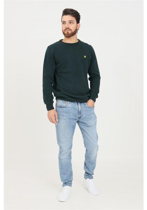 Blue men's 521 slim jeans by levi's 5 pockets model LEVI'S | Jeans | 28833-0978-L300978