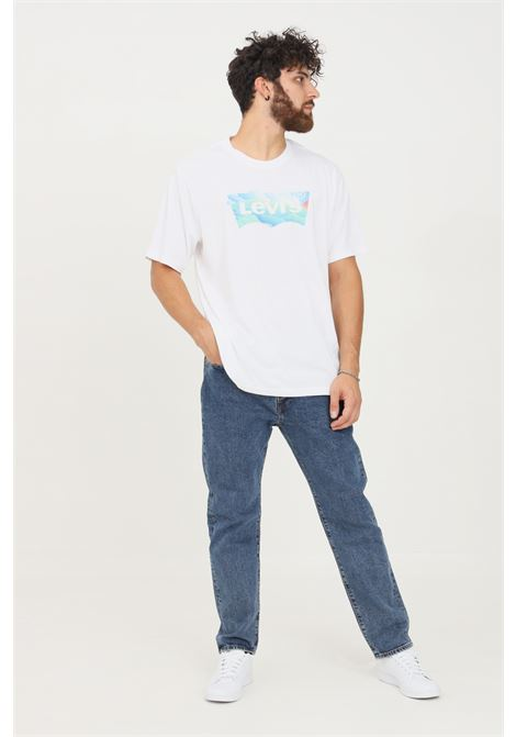 Blue men's jeans by levi's LEVI'S | Jeans | 29507-0555-L300555