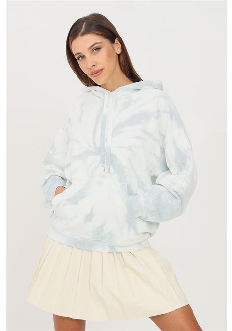 Felpa donna azzurro levi's con cappuccio LEVI'S | Felpe | 32953-00130013