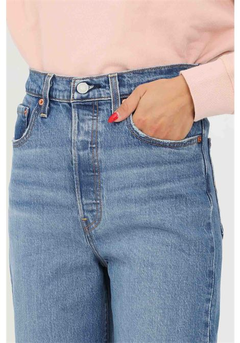 Women's ribcage ankle jeans by levi's  LEVI'S   Jeans   72693-00990099