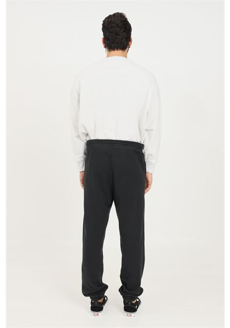 Black men's trousers by levi's casual model with elastic waistband LEVI'S | Pants | A0767-00040004