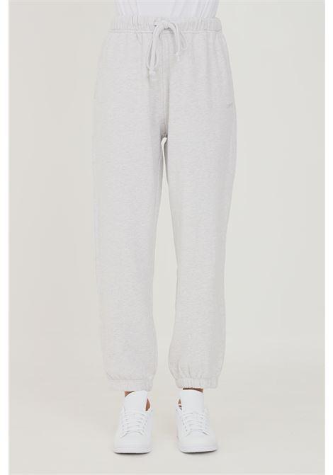 Pantaloni tuta donna grigio levi's casual con coulisse in vita LEVI'S | Pantaloni | A0887-00110011